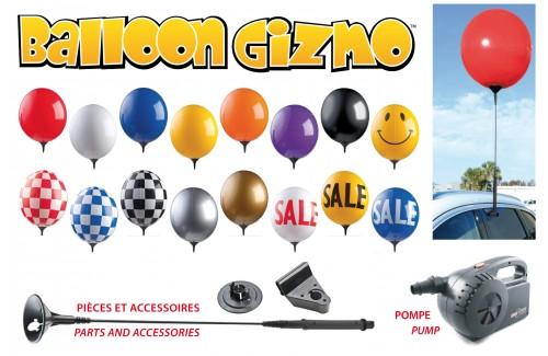 Ballon Gizmo